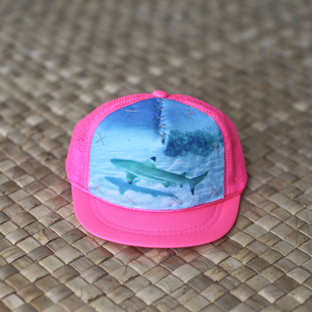 Baby Tahitian Reef Shark Hat