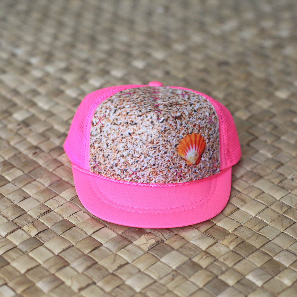 Baby Solo Sunrise Shell Hat