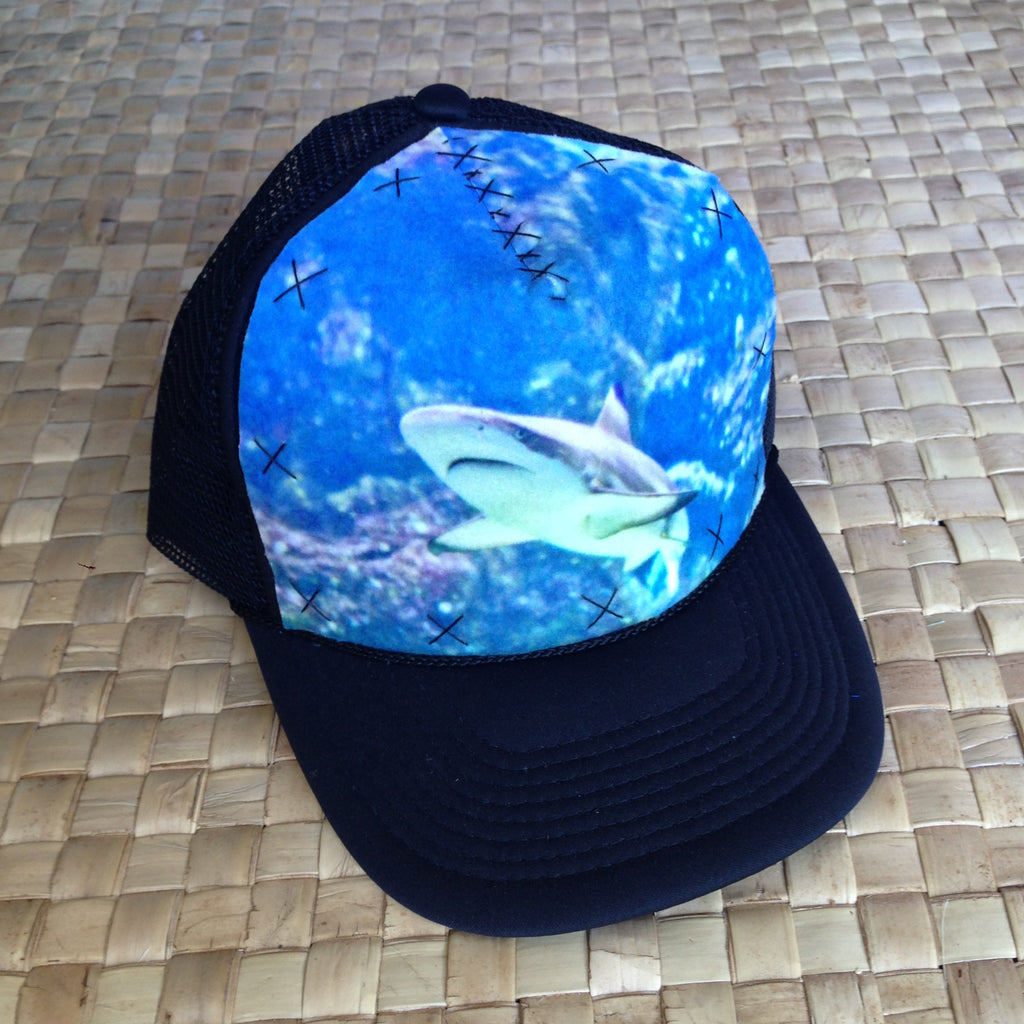 Child Shark Smile Hat