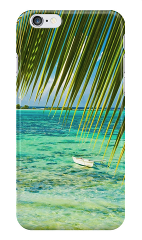 Moorea Lagoon iPhone Case