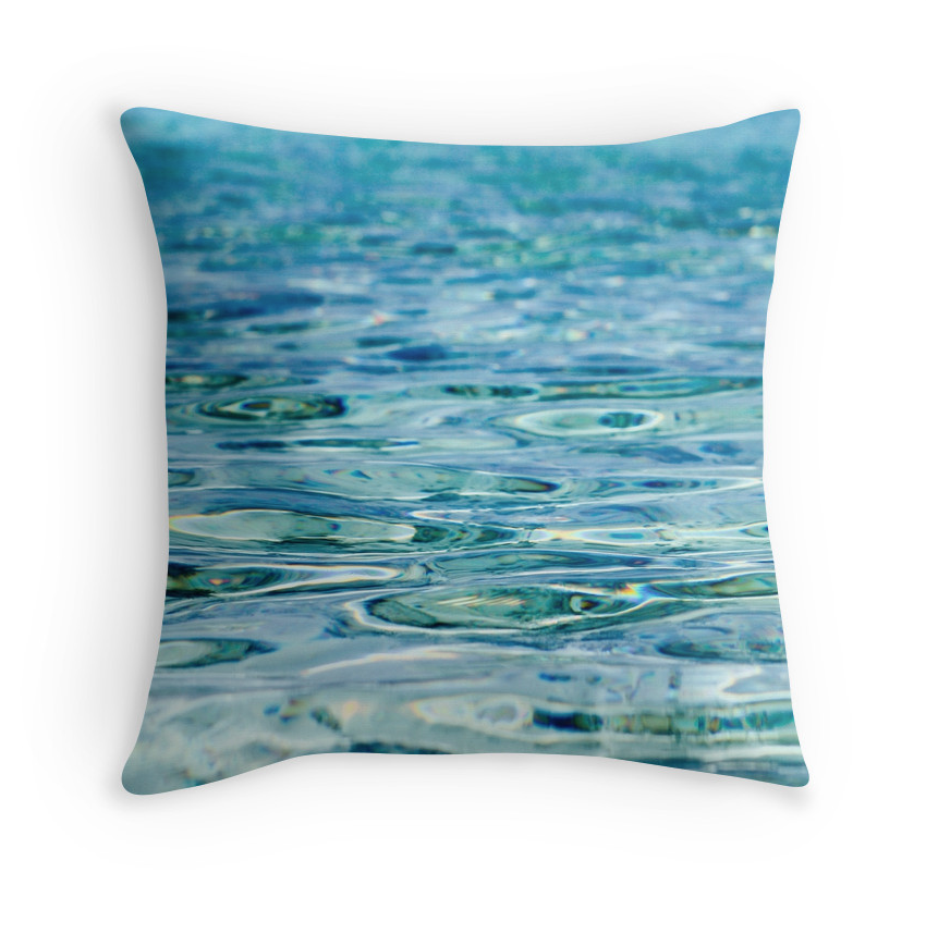 Moorea Dreaming Pillow