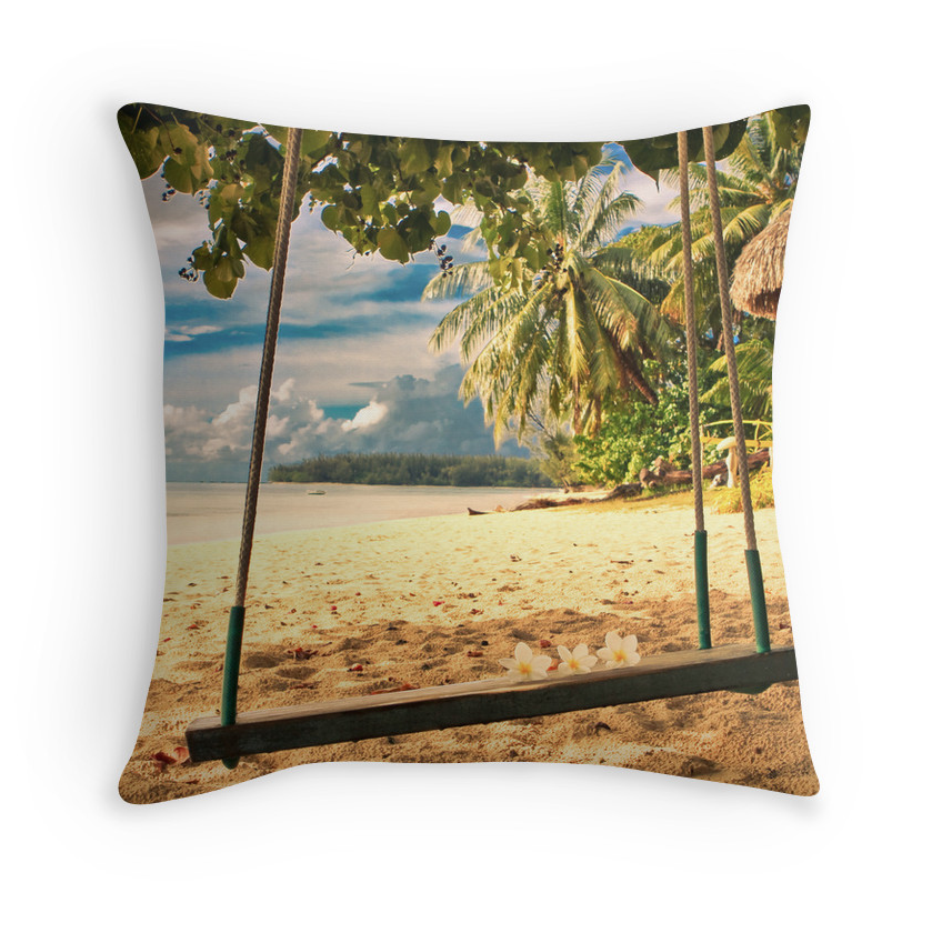 Moorea Relaxation Pillow