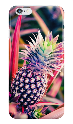 Purple Pineapple iPhone Case