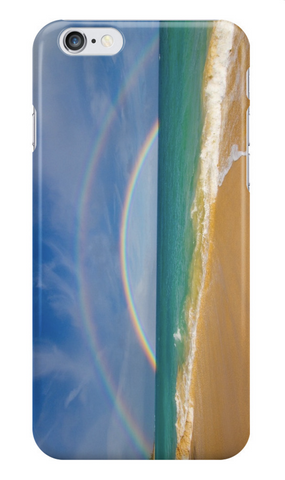 Double Rainbow iPhone Case