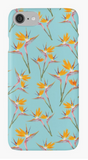Bird of Paradise in the Sky iPhone Case