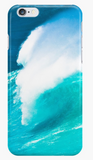 Ho'okipa's Aqua Surf iPhone Case