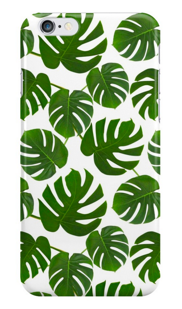 Monstera iPhone Case