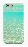 Underwater in Bora Bora iPhone Case