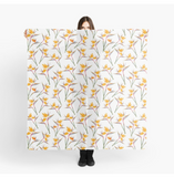 Bird of Paradise White Sarong