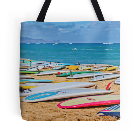 SUP Surf Tote Bag