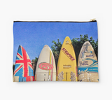 Hawaiian Surf Fence Clutch