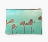 Retro Baldwin Palms Clutch