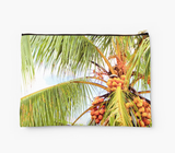 Tahitian Coconut Palms Clutch