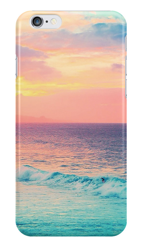 Ho'okipa's Heavenly Sunset iPhone Case