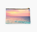 Ho'okipa's Heavenly Sunset Clutch
