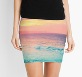 Ho'okipa's Heavenly Sunset Skirt