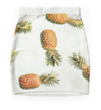 Vintage Pineapples Skirt