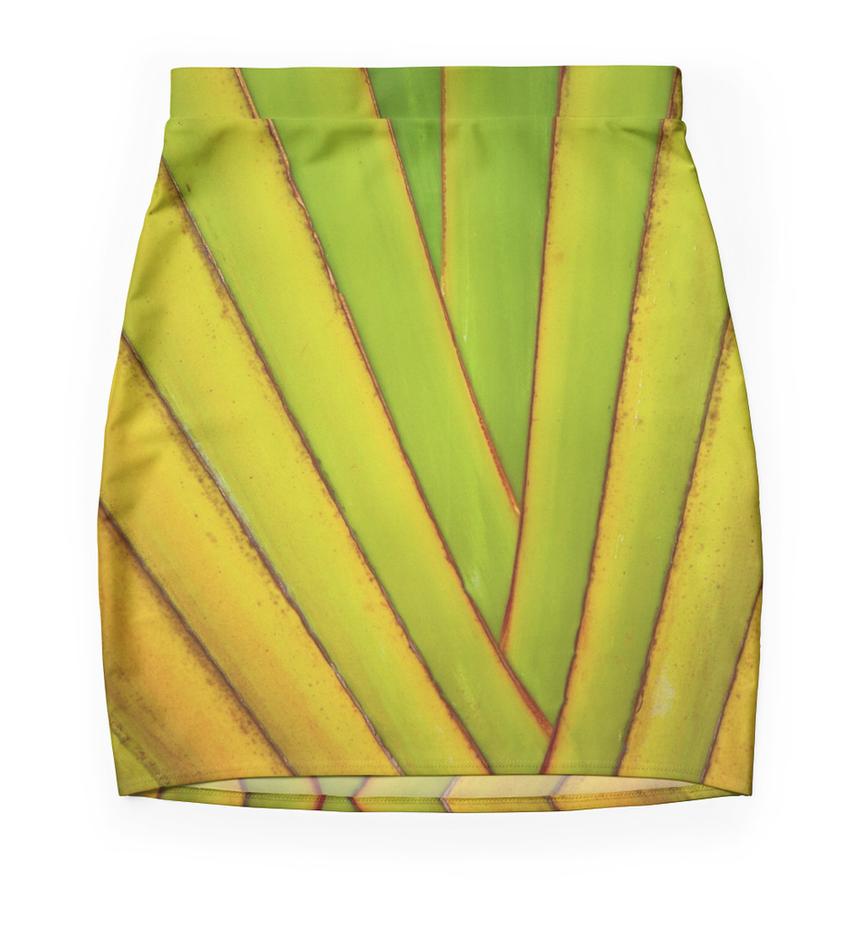 Travelers Palm Skirt