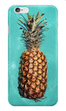 Vintage Pineapple iPhone Case