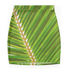 Palm Leaf Skirt