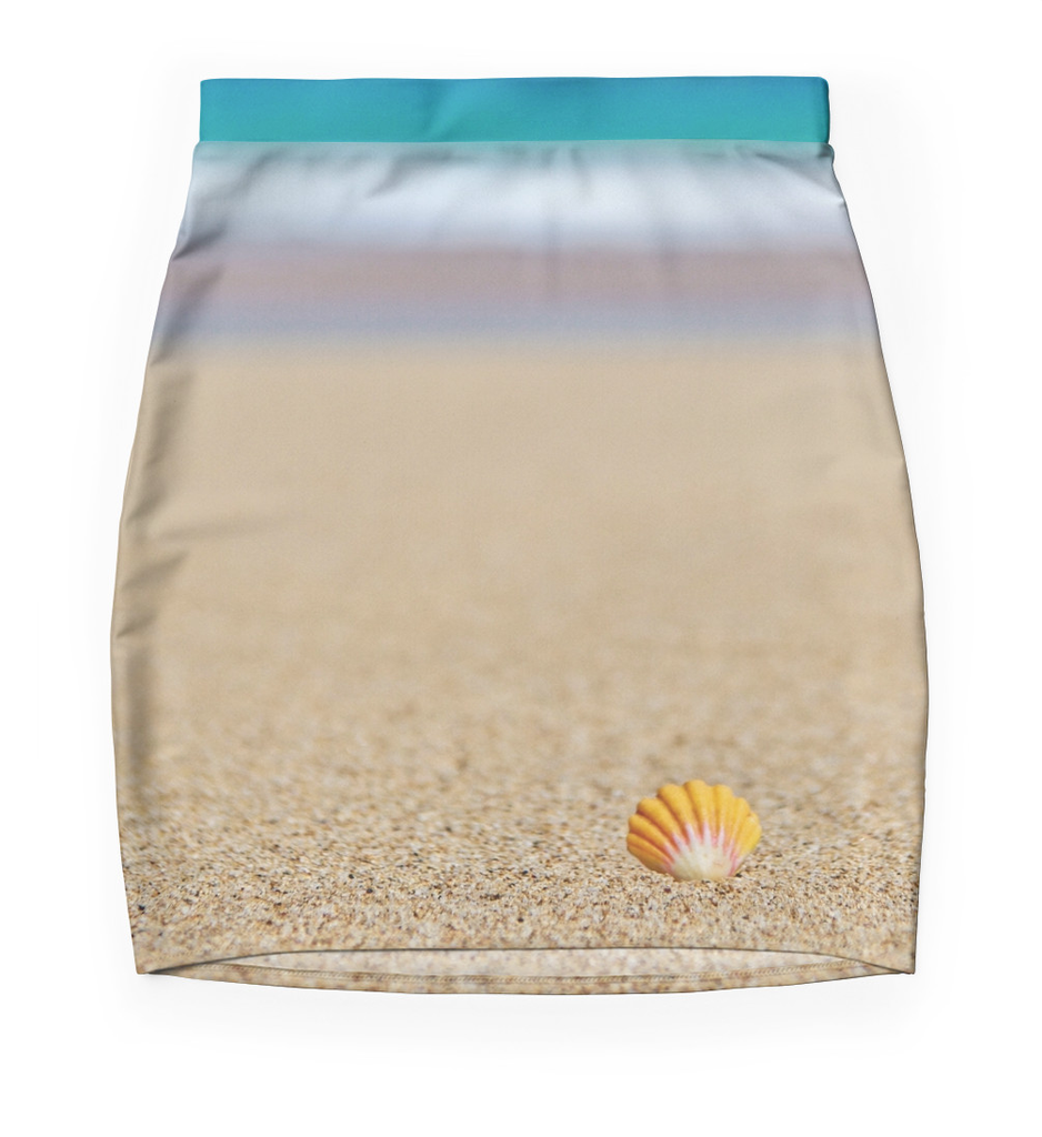 Sunrise Shell Beach Skirt