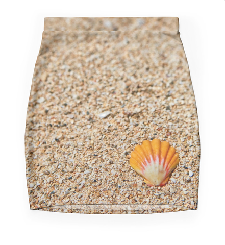Solo Sunrise Shell Skirt