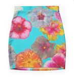 Hibiscus Pool Party Skirt