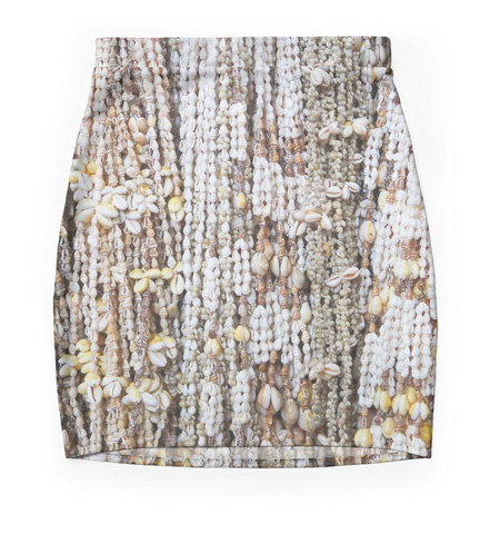 Tahiti Shell Leis Skirt