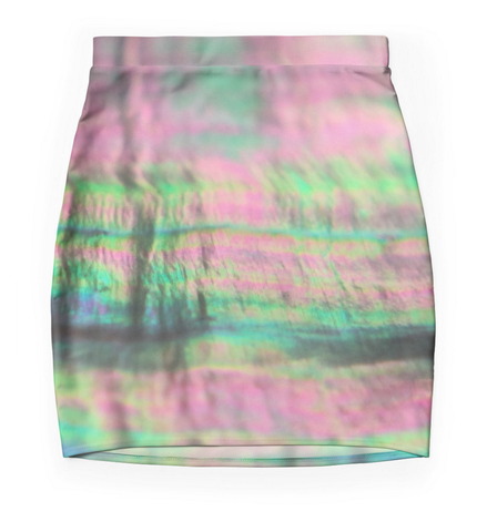 Mother of Pearl Skirt