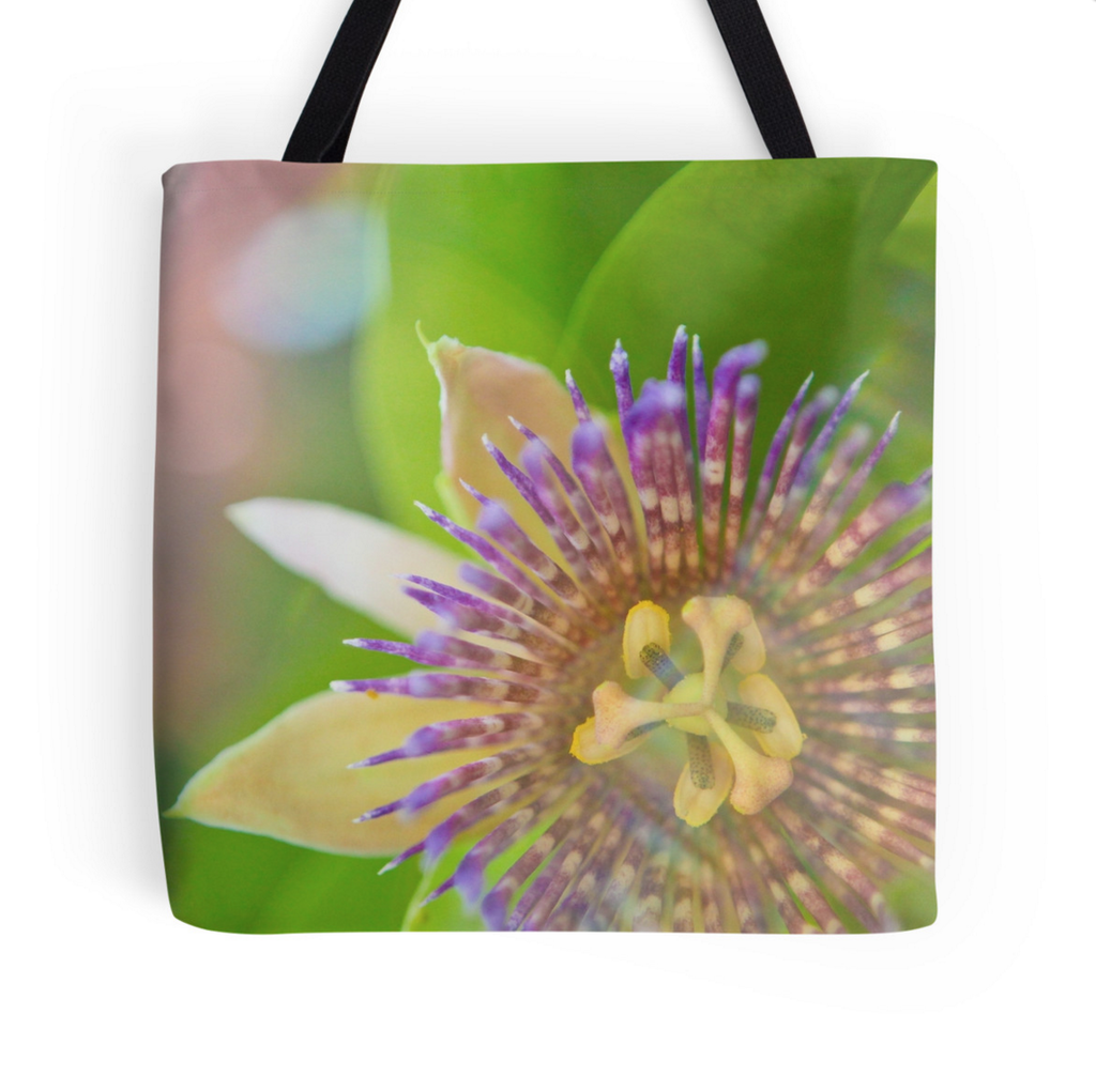 Lilikoi Love Tote Bag