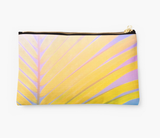 Tikehau Sherbet Palm Clutch