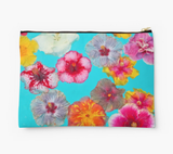 Hibiscus Pool Party Clutch