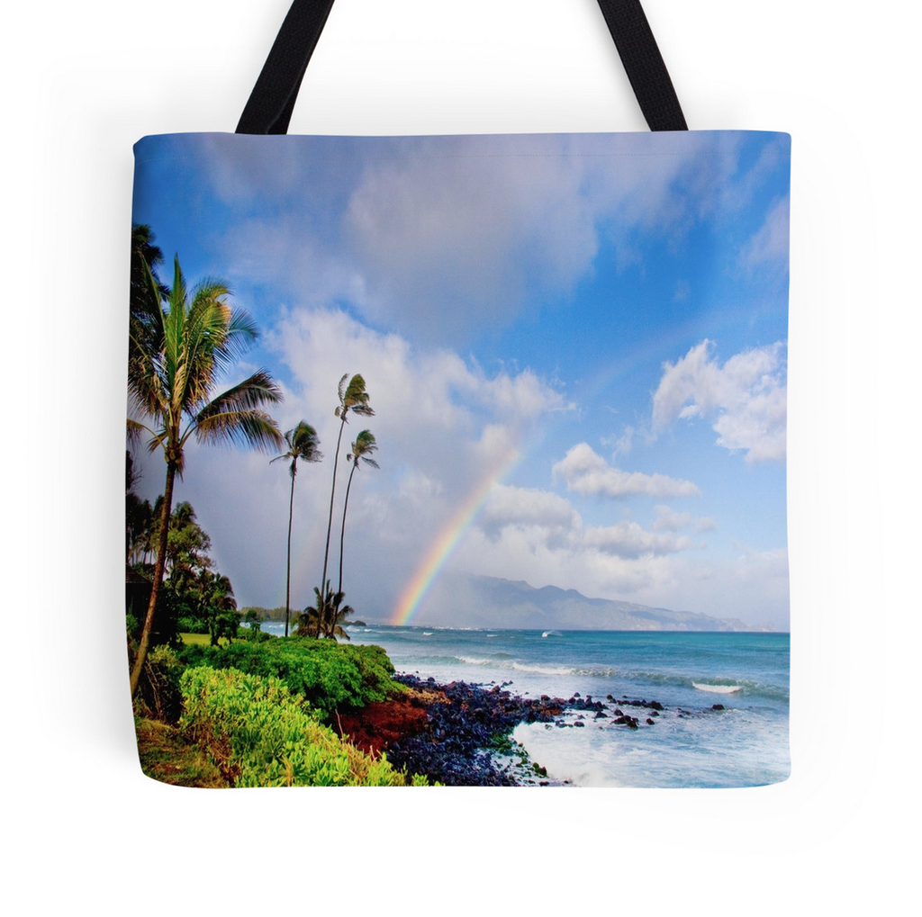 Spreckelsville Paradise Tote Bag
