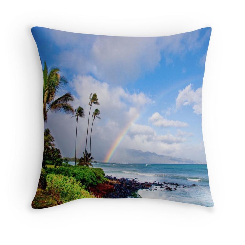 Spreckelsville Paradise Pillow