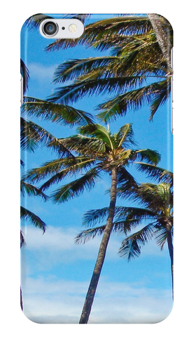 Spreckelsville Palms iPhone Case
