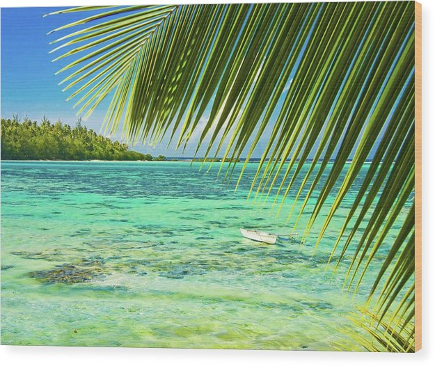 Moorea Dreaming - Wood Print