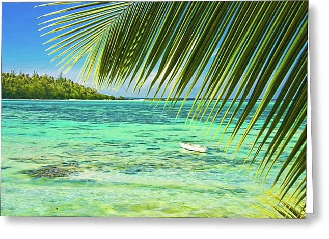 Moorea Dreaming - Greeting Card