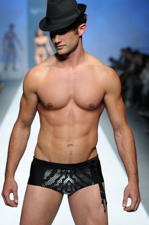 GLAMOURIZE - MENS SWIMSUIT TRUNK