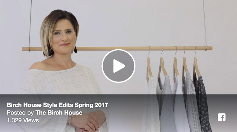 Birch House Style Edits New One Size Spring Arrivals