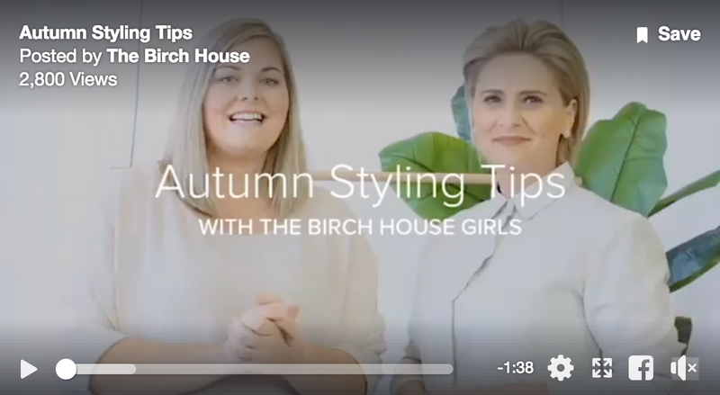 Birch House Style Edits Autumn Goodies And How To Wear Them