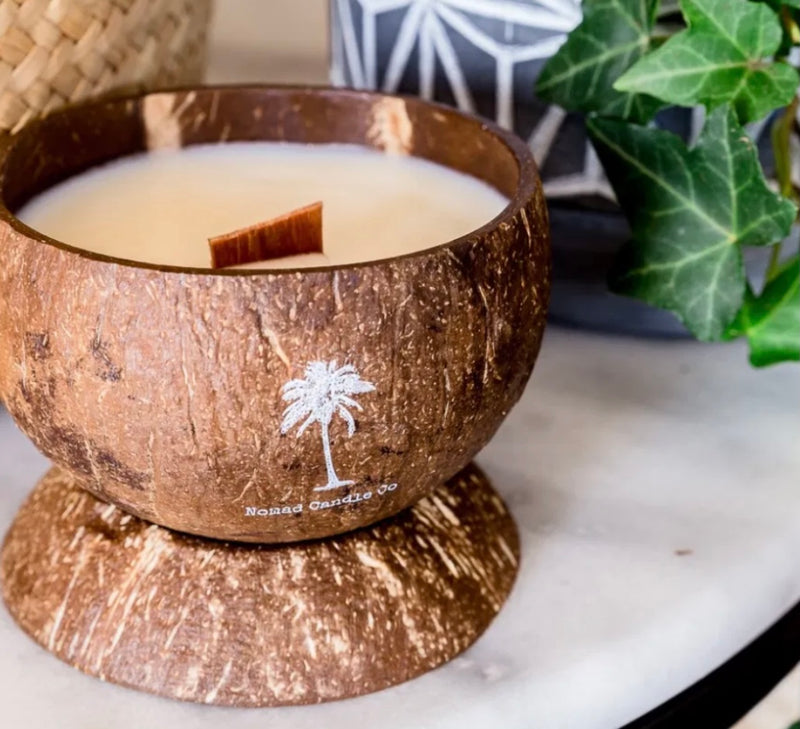 Nomad Coconut Candle