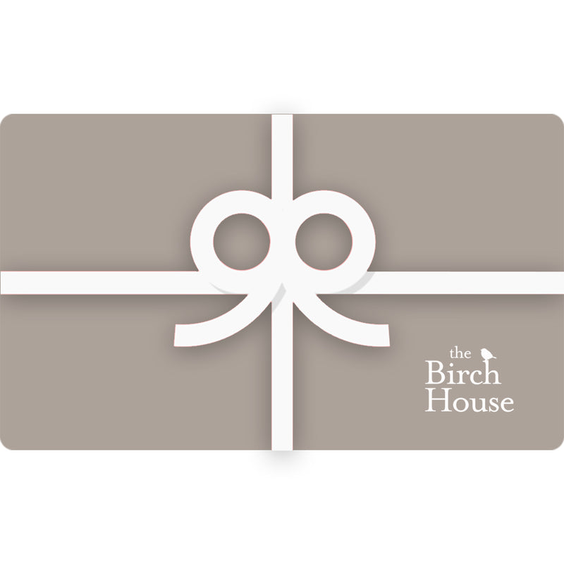 The Birch House Gift Card