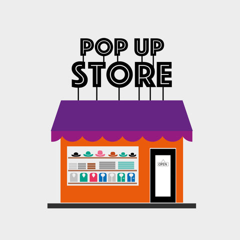 Pop-Up  Market and Stores Become More Than Just A Trend !