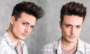 How to create the perfect quiff