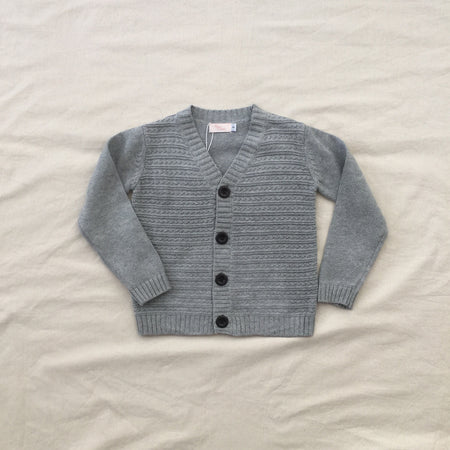 Betty Cardigan - Toasty Peach