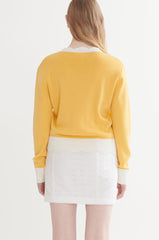 YOSEMITE (Ivory & Yellow)