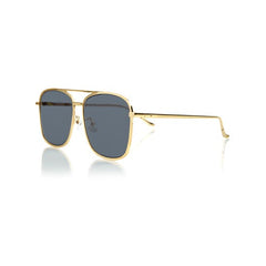 GENEVA (Gold Metal, Grey Lens)