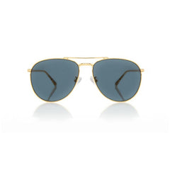 MIAMI (Gold Metal, Grey Lens)