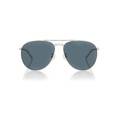 MIAMI (Silver Metal, Grey Lens)