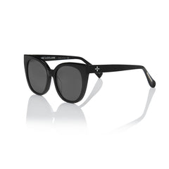 MONACO (Black with Smog Grey Lens)